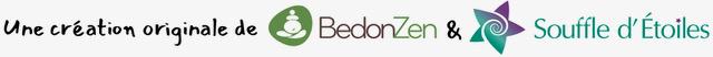 Logos Bedonzen et Souffle d'Etoiles